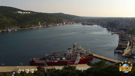 Webcam For The Port Of St John's